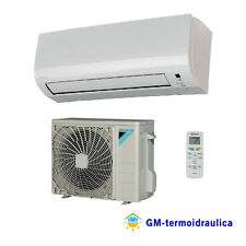 Climatizzatore Condizionatore Inverter Daikin 9000 Btu A+/A+ in Pompa di calore