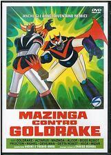 Mazinga contro Goldrake di Hideki e Thoshio Moki - DVD ITA [B]
