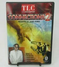 CONNECTIONS 2 W/ JAMES BURKE: DISC 4 DVD - BIG SPIN / MAKING WAVES, TLC SCIENCE