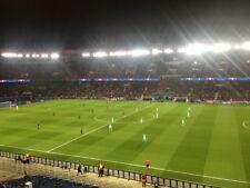 PSG NANTES 2 sièges tribune Paris