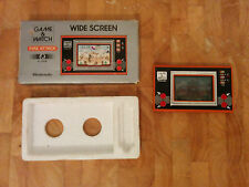 FIRE ATTACK!! NINTENDO 1982 GAME AND WATCH - boxed!!-RARE **Include Batteries**
