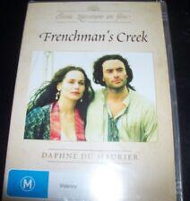 FRENCHMAN'S CREEK Daphne Du Maurier (Australia Region 4) DVD - NEW