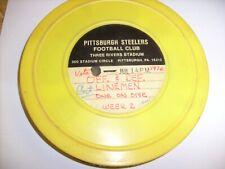 1976 Vintage Projector Film, Pittsburgh Steelers Football - 16mm , LINEMEN 2