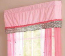 Summer Infant Juliette Window Valance Nursery Decoration Curtain For Baby's Room