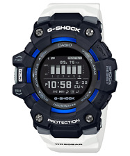 NEW G-Shock GBD-100-1A7 G-Squad Bluetooth Mobile Link Fitness Watch GBD1001A7