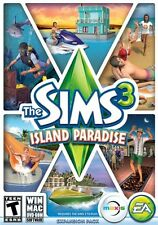 The Sims 3: Island Paradise - PC MAC - expansion pack - fast free post