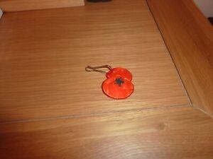 POPPY Reflector Tag- usage Pet Dog Collar/Key Ring/Rucksack or Bag