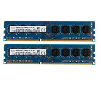 SK Hynix 8GB 2x 4GB PC3-10600 Memory Dell Optiplex 780 3010 390 580 790 980 990
