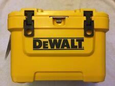New DeWalt DXC10QT 10 Quart Heavy Duty Roto Molded Jobsite Work Cooler