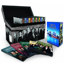 New & Sealed! Law & Order Complete Series DVD Box Set Seasons 1 - 20