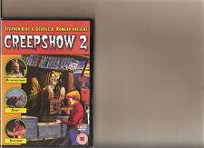 CREEPSHOW 2 DVD SEALED STEPHEN KING GEORGE A ROMERO