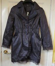 Girl 14 years Dark Purple Smart Coat, BNWT
