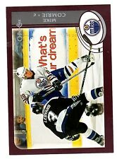 1X MIKE COMRIE 2002-03 OPC #9 OVERSIZE JUMBO O Pee Chee Oilers Lots Available