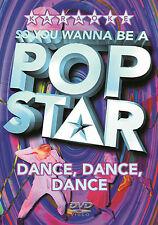 Pop Star Karaoke - Dance Dance Dance DVD