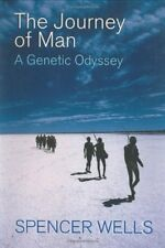 B007PM1S6Q The Journey of Man: A Genetic Odyssey