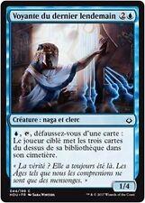 MTG Magic HOU - (x4) Seer of the Last Tomorrow/Voyante du dernier..., French/VF