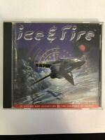 PC Ice & Fire by GT Interactive (1995) w/ Jewel Case Inserts & Disc