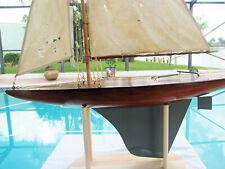 Keystone Chester Rimmer Designed 26 Inch Sailboat pond boat