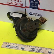 Studebaker and other,  horn, used.   Hi tone, 12 volt, Delco.   Item: 5871