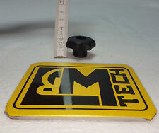 Sterngriffmutter M8 Schwarz Feststellmutter Sterngriff NEU! 38mm