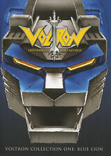 Voltron Collection One: Blue Lion DVD – 2006 NEW