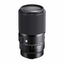 Sigma Art 105mm f/2.8 DG DN Macro Lens - Leica L (Black)