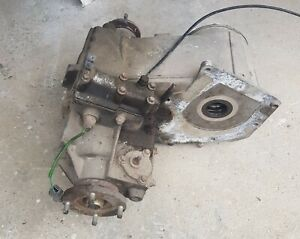 Land Rover Defender Discovery LT230 Transfer Box With Diff Lock 1.211 Ratio 41D