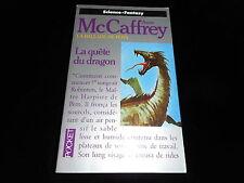 Anne McCaffrey : Cycle de Pern 9 : La quête du dragon Pocket 1993/1999 Siudmak
