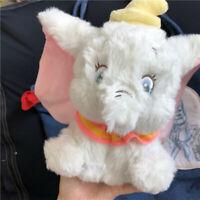 Disney Dumbo Elephant Plush Soft Stuffed Toy 20cm