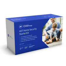 BRAND NEW!! Samsung - SmartThings ADT Home Security Starter Kit - White
