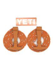 YETI Tundra Cooler Latch Kit(Rope& Handles) Burnt Orange