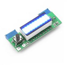 Blue Battery Capacity Power Level Led Indicator Lm3914 for Li-ion Battery 3.7V