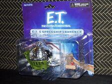 E.T. & Spaceship Launcher NECA Universal Studios Mini Toy Shoot E.T. OUT ELLIOT!