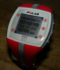Polar Ft7 Womens Digital Heart Rate Monitor in Red/Silver Watch Only
