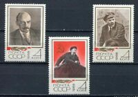 28920) RUSSIA 1968 MNH** Nuovi** Lenin 3v Scott#3459/61