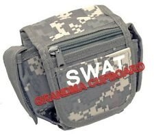 Multi Purpose SWAT Utility Survival Waist Pouch Camo Bag Hunting Hiking Outdoors