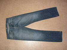SEVEN for all mankind 7 men's blue jeans 32 W33 L33 33 jean