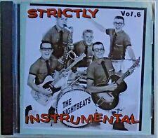 STRICTLY INSTRUMENTAL - CD - Vol. 6 - BRAND NEW