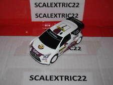 "Citroën DS3 World Rally Car ""Qatar"" SCALEXTRIC 1:32 C2 Rally X-treme"