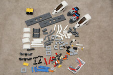 LEGO 60051 Train Parts New With Stickers Wheel Assembly Cocpit Base Plate TT1