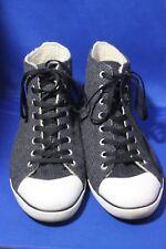 Lacoste L27 Hi 4 SRM Textured Canvas Wool Plaid Size 11 No Box