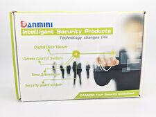 Danmini 24inch Biometric Fingerprint Password Access Attendance Time Clock