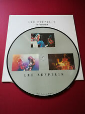 "Led Zeppelin Ramble 1 Interview Picture Disc ""Porky Prime Cut"" Orlake I II III 2"