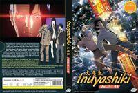 DVD Inuyashiki Vol. 1-11 End English Sub ALL Region Free Shipping +Free Anime