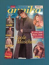 Annika Strick Magazin 1/2018 50+Designs ungelesen 1A abs.TOP