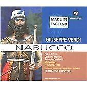 Verdi: Nabucco, Paolo Silveri, Caterina Mancini,, Very Good