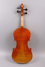 Yinfente Violin Handmade Stradivari 1715 Model Violin+Bow+Case+Rosin #1031