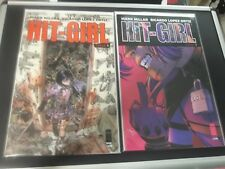 Hit-Girl #1 (2) Cover A & Variant (Image) NM Condition, Free Shipping!
