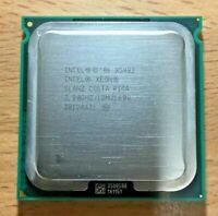 Intel Xeon X5482 Quad Core CPU, 3.20 GHz, 12M Cache, 1600 MHz FSB, Socket 771