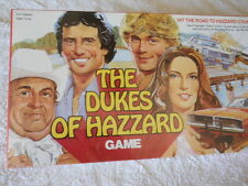 THE DUKES OF HAZZARD GAME, NEW OLD STOCK STILL SEALED IN PLASTIC MINT UNUSED